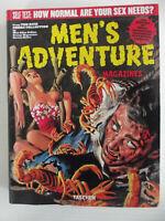Men's adventure magazines. Ediz. inglese, francese e tedesca: