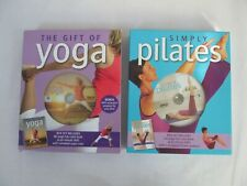 Hinkler books - The Gift of Yoga & Simply Pilates Workout Dvd Kits