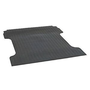 Dee Zee DZ87005 Black Rubber Truck Bed Mats, For 2015-2017 Ford F-150