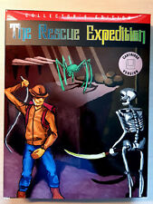The Rescue Expedition - ATARI XL/XE game, cartridge, NEW! Released 2019.