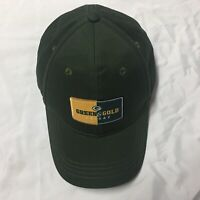 NFL Green& Gold Friday Adjustable Cap Green Bay Packers-Citgo Gas Station Cap
