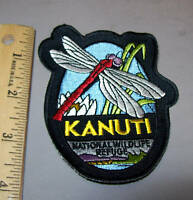 Kanuti national wildlife refuge Alaska Embroidered patch - Ships worldwide