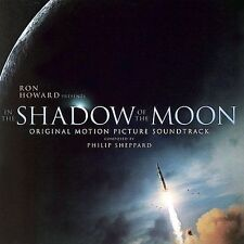 FREE US SHIP. on ANY 2 CDs! ~Used,VeryGood CD : In the Shadow of the Moon Soundt