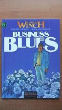 LARGO WINCH T. 4 : BUSINESS BLUES - E.O. -1993- FRANCQ - VAN HAMME - DUPUIS