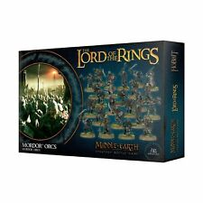 Games Workshop Lord of the Rings Middle Earth Mordor Orcs NEW
