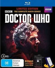 Doctor Who : Series 9 (Blu-ray, 2016, 6-Disc Set)