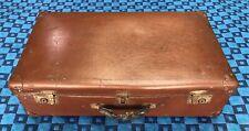 Belle ancienne valise rétro vintage H 20 L 70 l 40 cm #22
