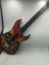 Guitar Hero Metallica Guitar PS3 requiere Dongle