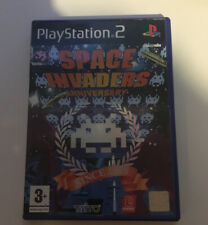 Space Invader Anniversary (Sony PlayStation 2, 2004) PAL (Used)