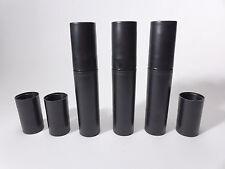 4x5 BTZS B&W Film Processing Tubes (set of 3) with Three Extra Caps