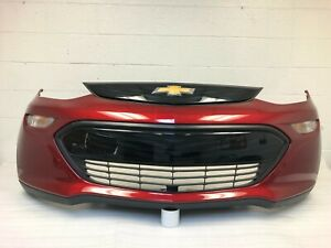 2017 2018 2019 2020 chevy bolt EV front bumper (glory red color) #33