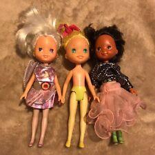 rose petal place doll Lot     -(ds4/