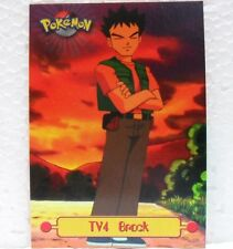 TOPPS TRADING CARDS COLLECTION 1a SERIE 1999 - TV4 Brock - normale