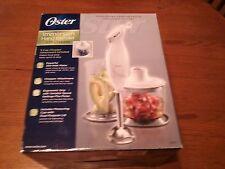 Oster 2605 Hand Blender, White