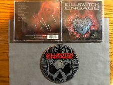 KILLSWITCH ENGAGE - THE END OF HEARTACHE 2004 1PR MINT! SHADOWS FALL TRIVIUM
