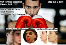Fitness Ball Jawline Exerciser for Face & Neck Make Your Face Stronger