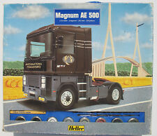 HELLER 60778-MAGNUM AE 500-International transport - 1:24 Camions Modèle Kit