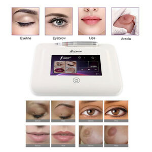 Tattoo eyebrow permanent makeup machine germany use for semi permanent makeup