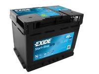 EL600 EXIDE EFB Start-Stop 12V/60Ah 640A (EN) Erstausrüstertechnologie