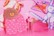 Barbie Baby Krissy Doll 1 Piece Bear Ht Baby Outfit Clothes Bottle Accessory Lot