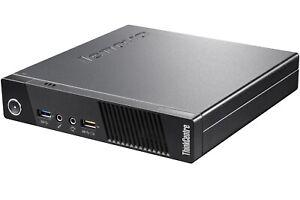 Lenovo ThinkCentre M73 USFF Desktop 2.0GHz Core i5-4590T 8GB 500GB - 10AY008CUS