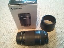 Canon EF-S 55-250mm F/4-5.6 STM IS Lens