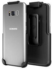 Samsung Galaxy S8 Belt Clip Holster - Case free design (By Encased)