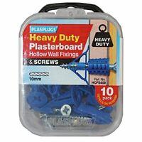 PLASPLUGS PLAHCFS409 Plasterboard Fixings
