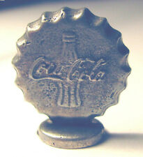 bottle cap pewter Monopoly Coca-Cola token replacement mini