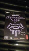 PC Game - Neverwinter Nights - CD-ROM - Big Box CIB VGC