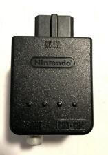 OEM Nintendo 64 N64 RF Switch Adapter For AV Cable Cord Tested