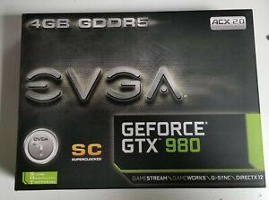 EVGA GeForce GTX 980 SC GAMING ACX 2.0