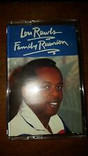 LOU RAWLS - FAMILY REUNION - CASSETTE TAPE