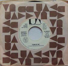 RODERICK FALCONER: Stand By Me UA promo 45 rare ROCK