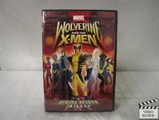 Wolverine And The X-Men - Vol. 1: Heroes Return DVD