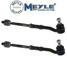 For BMW 525xi 535xi 535i xDrive Set of 2 Steering Tie Rod Assy Meyle 3160300016