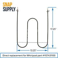 Whirlpool KitchenAid JennAir Refrigerator Replacement ... on