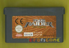 TOMB RAIDER THE PROPHECY Game Boy Advance Versione Europea »»»»» SOLO CARTUCCIA