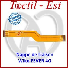 Wiko Fever 4G 100%  Original Nappe de Liaison Connection Carte Mère