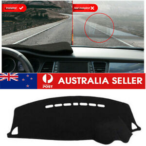 Dashmat Dash Mat Dashboard Cover Carpet For Mitsubishi Lancer CJ 2008-2017 AU