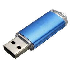 10 x 1GB USB Stick 2.0 Speicherstick Datenstick Blau DKVW