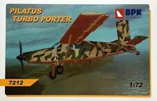 BPK 1/72 Pilatus Turbo Porter Swiss utility aircraft