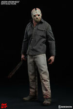 "Sideshow Collectibles Friday the 13th JASON VOORHEES 12"" Action Figure 1/6 Scale"