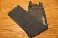 NWT MEN'S LEVI JEANS 559 Multiple Sizes Relaxed Straight Leg Below Waist