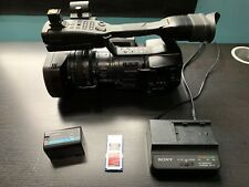 Sony Pmw-Ex1 Camcorder -1080 professional video camera with accessories
