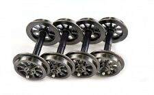 Liliput-Bachmann Wheel Set, 4 Spoke Wheel Sets Heavy Duty, Gauge G