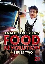 Jamie Oliver's Food Revolution Series 2 DVD [New/Sealed]