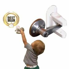 Anti-Open Door Protection Lock Child Kids Baby Safety Security