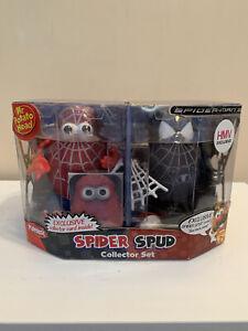 Mr Potato Head Spider Man - Spider Spud Collector Set - SpiderMan 3 HMV Excl