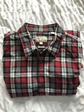 Jack Wills Mens Shirt Checked Medium